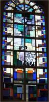 Jezus maakt zich bekend door te zeggen: IK ben de Goede Herder. De goede herder stelt zijn leven voor zijn schapen.