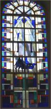De wijzen uit het Oosten worden door een ster (God zelf) geleid om eer te betonen aan de pasgeboren Jezus.